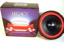 "NOS Legacy LW820P 8"" Car Subwoofer Speaker 100 Watt A+"