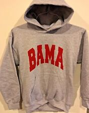 Bama HOODIE Pullover Alabama Crimson Tide NEW