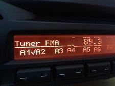Display LCD Riparazione BMW Professional CD radio Alpine cd73 e87 e90 e91 e92 z4