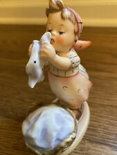 Hummel Figurine Wash Day #321 Tmk-6 (crazing)
