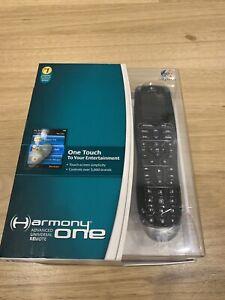 logitech harmoy one remote