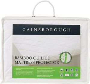 Gainsborough Bamboo Quilted Mattress Protector