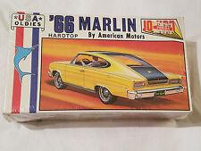 JO-HAN 1966 MARLIN BY AMERICAN MOTORS - AMC - RARE - 1:25 - FACTORY SEALED!