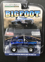 GREENLIGHT Bigfoot #1 Original Monster Truck 1974 Ford F-250 1:64 Chrome Edition