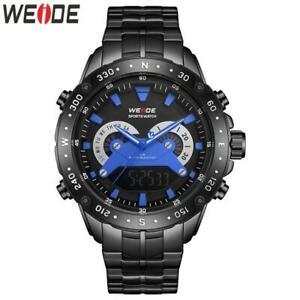 WEIDE Watch Relogio Quartz Men Watch Wristwatches Relogio Masculino Men's Watche