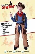 Cowboy Wild West Fancy Dress Costume