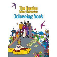 The Beatles Yellow Submarine Colouring Book (ro)