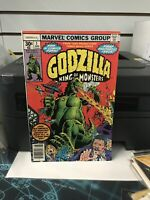Godzilla #1 (Aug 1977, Marvel) NM- FIRST PRINT