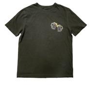 Junk Food Short Sleeve Funny Dive Bar Graphic Tee Shirt New