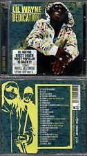"LIL WAYNE ""Dedication²"" (CD) 2006 NEUF"