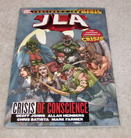 Justice League of America JLA Crisis of Conscience 115-119  Geoff Johns Identity