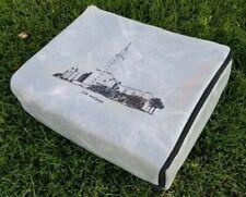 Vtg LDS Temple Mormon Garment Travel Bag Los Angeles California