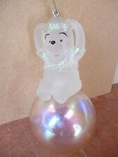 WINNIE The Pooh - Winnie l'Ourson - Déco de Noël pour Sapin - Disneyland Paris