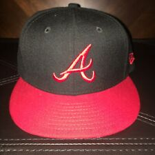 Atlanta Braves ATL MLB Game Authentic 59FIFTY Fitted Cap Size 7