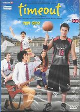 TIME OUT - NEW ORIGINAL BOLLYWOOD DVD  – FREE UK POST