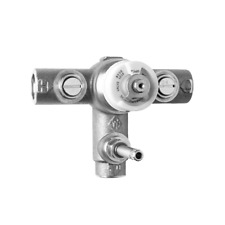 """Jaclo J-THVC12 1/2"""" Thermostatic Valve With Integral Volume Control"""