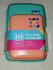 Mini travel Size Caboodles Care Pack & Little Bit RETRO CABOODLES COLLECTION 2PC