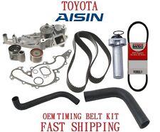 02-10 LEXUS SC430 V8 OEA Timing Belt AISIN Water Pump Hose Kit