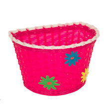 Plastic Front Bicycle Baskets