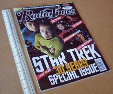 1996 Vintage Radio Times Magazine 30th Anniversary Star Trek Special Issue.Minty