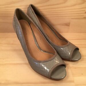 """TARGET """"Coffee Taupe"""" Pretty Women's High Heels Fashion Shoes (Size 9) EUR 40.5"""