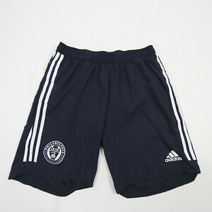 Philadelphia Union adidas Climalite Athletic Shorts Men's Navy New with Tags