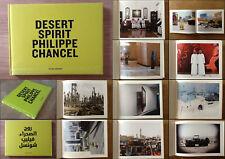 PHILIPPE CHANCEL  - DESERT SPIRIT - FIRST EDITION PHOTOBOOK