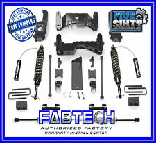 "Fabtech K7046DL 6"" Performance Sys w/Dirt Logic SS for 07-15 Toyota Tundra 2/4WD"