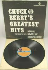 CHUCK BERRY'S GREATEST HITS CHESS-1485 NM-