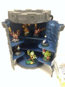 Skylanders Spyros Adventure Turret Tower Castle With Figures And Games #688