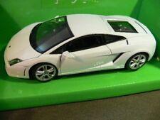 1/24 Welly Lamborghini Gallardo LP560 -4 weiss 24005