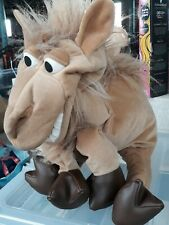 LIVING PUPPETS KALLE camel large puppet matthies spielproducke soft toy