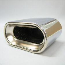 Silenciador de Tubo Escape Embellecedor Clavija para Audi Tt A1 A2 A3 A4 A5 A6