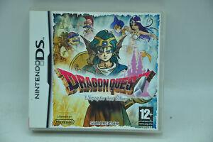 jeu console NINTENDO DS Dragon Quest l'épopée des élus collection