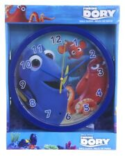 """OFFICIAL NEW 10"""" FINDING DORY WALL CLOCK CHILDRENS CLOCK BEDROOM CLOCK"""