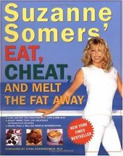 Suzanne Somers Eat, Cheat, and Melt the Fat Away