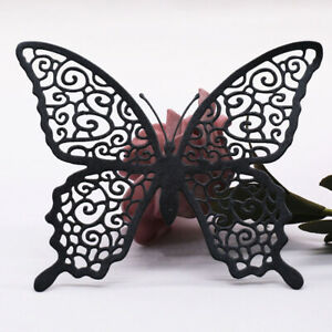 Butterfly Metal Cutting Dies Scrapbooking Album Cards Crafts Embossing Stencil