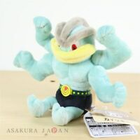 Pokemon Center Original Pokemon fit Mini Plush #68 Machamp doll Toy Japan