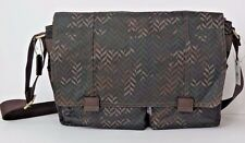 Fossil Field Camouflage Messenger SBG1055346 NWT MSRP $148.00