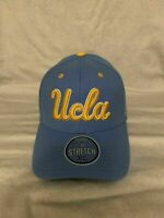 UCLA Bruins NCAA Zephyr Blue One Size Stretch Fit Hat Cap Brand New