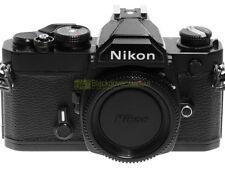 Nikon FM nera reflex meccanica, perfettamente funzionante. Garanzia 12 mesi.