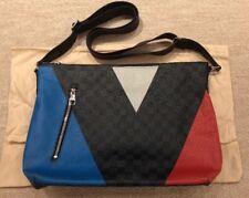Louis Vuitton Mens 2016 Americas Cup Messenger Bag