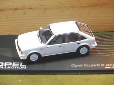 OPEL Kadett GTE / Vauxhall Astra GTE 5 Door in White 1/43rd Scale