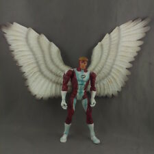 "Marvel Legends ANGEL Action Figure BAF Sentinel Series 6"" Toy Biz Marvel loose"