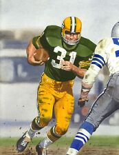 JIM TAYLOR GREEN BAY PACKERS ART PRINT