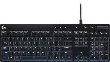 Logitech - G610 Orion Red Backlit Mechanical Gaming Keyboard