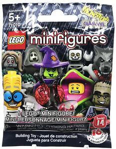 LEGO 71010 - GARGOYLE Minifig Series 14 - Factory Sealed Blind Bag - New SEALED