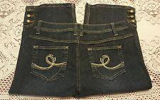 Sonoma Bermuda Jean Shorts, Sz 8, Good Condition