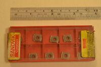 10 NEW SANDVIK Solid Carbide Inserts LCMX 04 03 08-53 H13A  WL14.4.11T