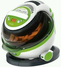 Breville Halo Plus Fat Free Healthy Fryer 99.5% Less Low Oil  White/Green